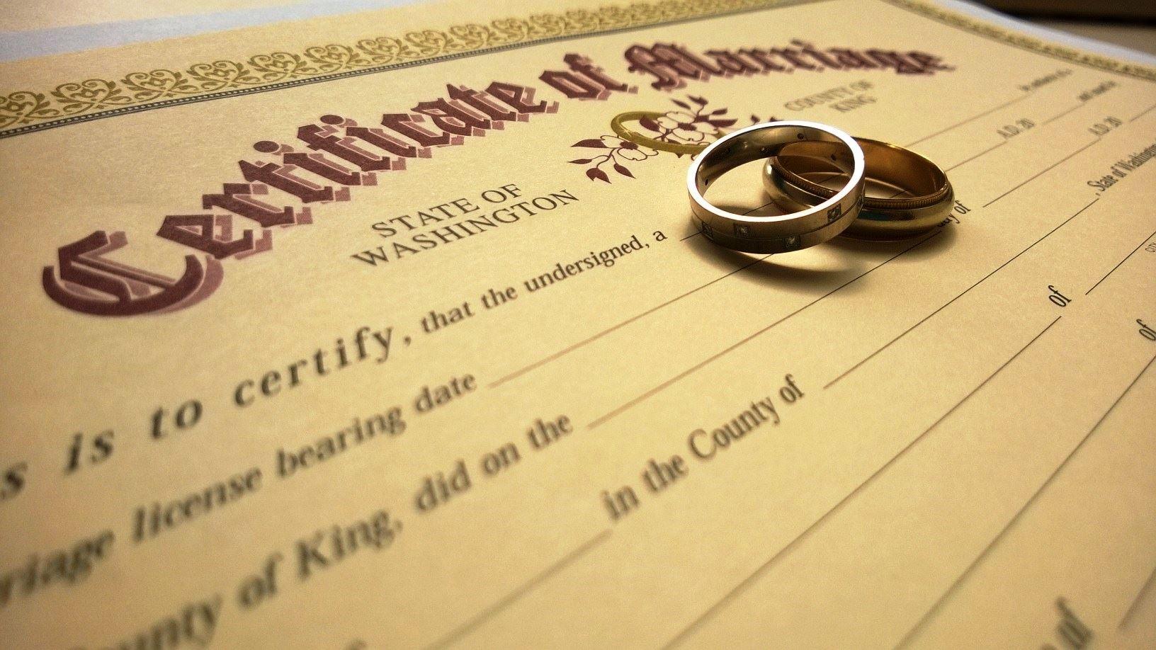 Court House Wedding Ceremonies Klickitat County Wa